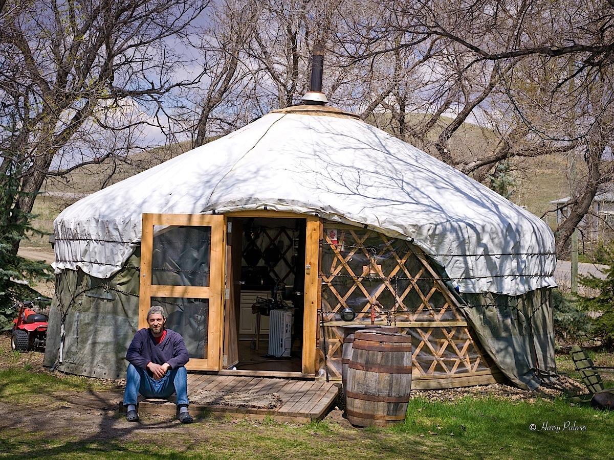 Yurt Rental Alberta